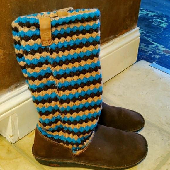 Keen sweater boots